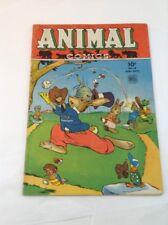 Animal #16 1945-Dell-Pogo-Uncle Wiggly-Walt Kelly-Howard R Garrs-