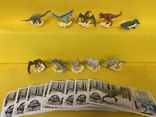 Komplettsatz Jurassic World VV415 - VV438 mit allen BPZ Deutschland Kinder Joy