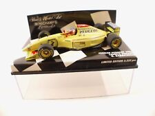 Minichamps Jordan Peugeot 1996 Launch Version R.Barrichello 1/43 neuf boxed MIB