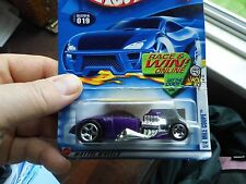 Vintage 2001 Hotwheels 1/4 Mile Coupe