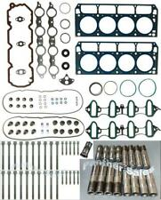 2005-2009 Chevy GM 5.3 Mahle Head Gasket Set Bolts AFM Lifters Filter Kit