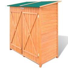 casa casetta capanna capannone da giardino in legno ricovero PORTA attrezzi