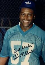 Dwight Stephenson Miami Dolphins Signed Autographed 8X10 Photo W/Coa