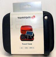 GENUINE TomTom GO XL XXL VIA ONE GPS TRAVEL CASE 600 500 60 50 550 540 1605 2535