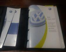 Volkswagen VW PASSAT B5  OWNERS MANUAL HANDBOOK FOLDER BINDER BOOK PACK 96-05