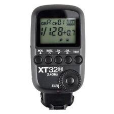 GODOX XT32-N 2.4G WIRELESS POWER-CONTROL FLASH TRIGGER HSS 1/8000S FOR NIKON CAM