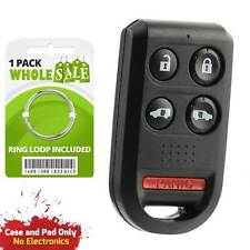 Replacement For 2005 2006 2007 Honda Odyssey Car Key Fob Remote Shell Case