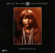 Perceptual by Brian Blade & the Fellowship Band (CD, 2000, Blue Note) Good Cond