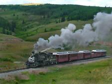 Cumbres & Toltec (C.A.T.S.) Volume 1 Old D&Rgw Steam
