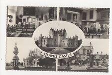 Glamis Castle RP Postcard  228a
