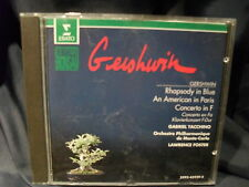 Gershwin-Rhapsody in Blue-Saens/Lawrence Forster