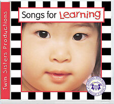 Songs for Learning Music CD 2002 by Twin Sisters Productions