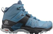Salomon- X Ultra 4 Mid GTX Hiking Boots - Women's Size 7.5-Copen Blue- NEW!!