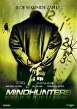 MINDHUNTERS DVD MIT VAL KILMER ACTION THRILLER NEU