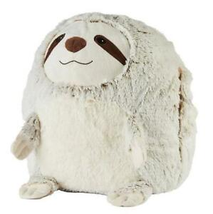 """Warmies Microwaveable Supersized 35"""" Hand Warmer Soft Toy With Calming Lavender"""