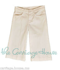 NWT $143 Seven 7 for All Mankind Cropped Ginger White Denim Size 26