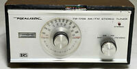 Realistic TM-175B Stereo Tuner