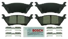 For 2012-2018 Ford F150 Brake Pad Set Rear Bosch 56256FC 2014 2013 2015 2016
