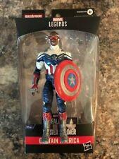 Captain America - Sam Wilson - Avengers Marvel Legends Action Figure