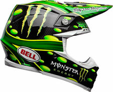 Bell MX Moto-9 Flex Motocross Helmet Mcgrath Monster Green Replica Size X Large