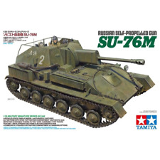 Tamiya 1/35 Russian Self Propelled Gun Su-76m 35348