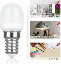 E12 LED Bulb 15W Equivalent 2W 120Lumens Warm White 3000K-Daylight White 6000K