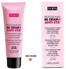 PUPA PROFESSIONALS BB CREAM + ANTI ETA' 001 Nude 50ml - Anti-Aging Treatment