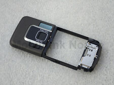 Original Nokia 6220 classic B - Cover | Mittelcover | Middle Frame Schwarz NEU