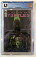 Teenage Mutant Ninja Turtles #102 CGC 9.8 IDW 2020
