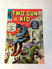 TWO GUN KID #73 WESTERN, GALLOWAY GANG, 1965, AYERS, STAN LEE, NICE