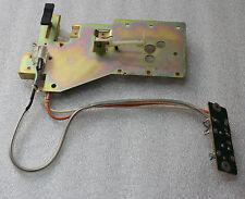 Sansui SR 222 Mk II <> Schalterplatte