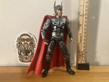 "MARVEL LEGENDS Wal-mart HASBRO Action Figure 2011 - 6"" THOR w/ Helmet & Cape"
