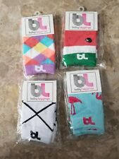 Baby Leggings Baby Leg Warmers Lot of 4 Brand New