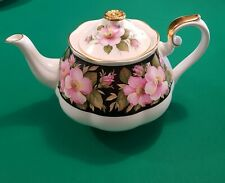 Royal Albert Alberta Rose Provincial Flowers Bone China Teapot