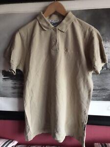 Slazenger Short Sleeve Polo Shirt Size M
