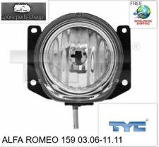Fog Driving Light Fits ALFA ROMEO 159 Brera Spider 939 Sedan Wagon 2005-2011