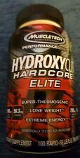 Hydroxycut hard core elite 100caps exp.10/2022