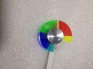 NEC NP110 NP115 NP216 V230 V230X V260X  original factory Projector Color Wheel