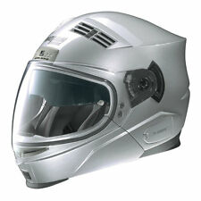 Casco Nolan N71 Classic Silver Mis. M