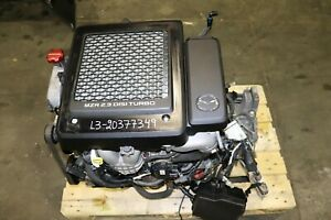 2010-2013 Mazda mazdaspeed 3 Mzr Disi 2.3L L3 Turbo Engine 6 Speed Transmission
