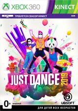Just Dance 2019 Xbox 360 (Requires Kinect) Game PAL New Sealed