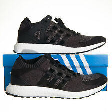 Adidas EQT Support Ultra PK Black Primeknit Boost BB1241 - Size 9 USE P20MEMDAY