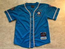 Negro League St Louis Stars 17 Throwback Jersey Mens L Large Sewn  Blue