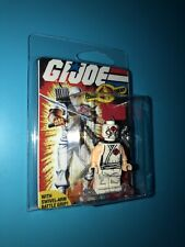 Storm Shadow GI Joe Cobra Custom Packaged Mini-Figure Movie Pop Culture