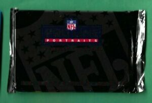 Un-opened 1991 Pro-Line Portraits Football Pack, Biil Belichick RC, Autos Poss.