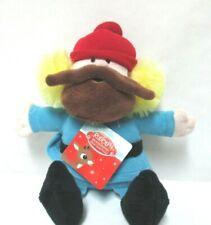 Rudolph The Red Nosed Reindeer Yukon Cornelius Plush Christmas DanDee Nwt New