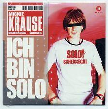 Mickie Krause Maxi-CD Ich Bin Solo  2-track CD in cardsleeve (Papphülle) wie neu