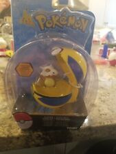 NEW! Tomy Pokemon Pikachu + Repeat Ball