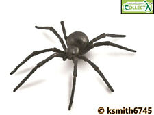 CollectA BLACK WIDOW plastic toy wild animal insect bug SPIDER NEW 💥