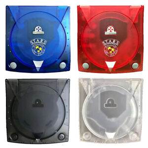 Full Housing Case Hard Shell Cover Replacement For SEGA Dreamcast DC Console USA